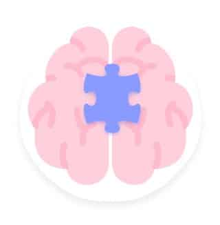 Cerveau clef du bien-être