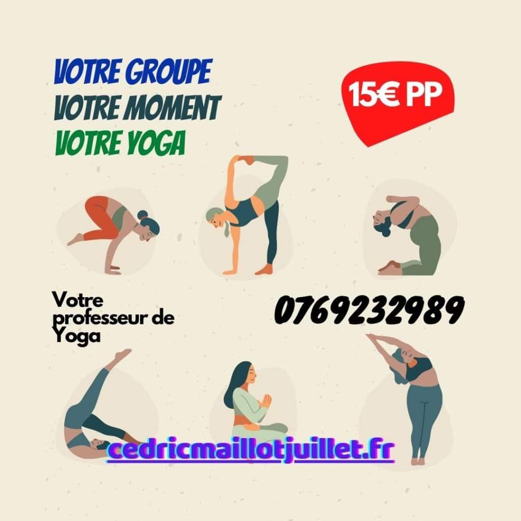 Yoga sur-mesure